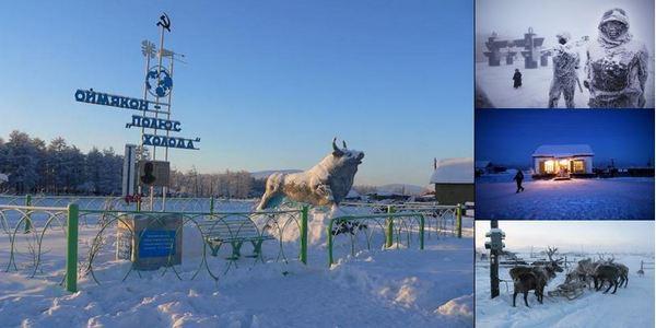 Оймякон – най-студеното селище на планетата, факти за живота там