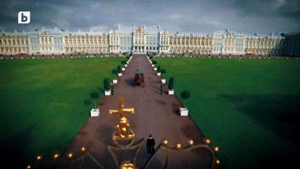 Екатерина Велика – кадри от филма – Петербург