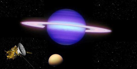 Спътник на Сатурн – кои са най-известните от неговите луни и неговите пръстени