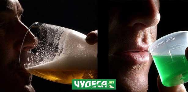прием на алкохол при страхова невроза