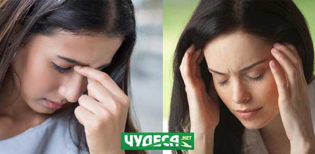 мигрена и страхова невроза
