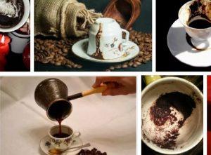 гледане на кафе значения символи
