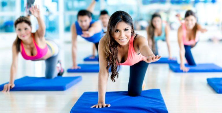 каланетика упражнения за начинаещи