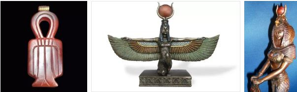 карнеол изида египет