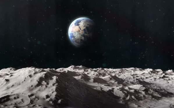 Живот на луната