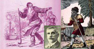 Йожен Сю Скитникът евреин и Иван Вазов